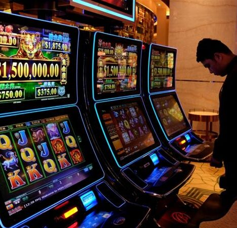 Who is addicted games at JoyCasino